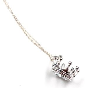 Tiffany & Co. Jewelry - Tiffany & Co. Silver Crown Necklace